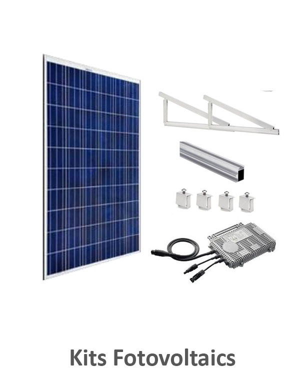 Kits Fotovoltaics